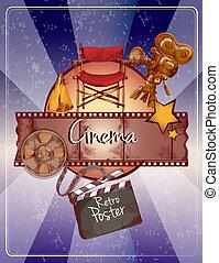 Sketch cinema poster