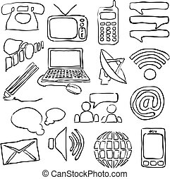 sketch communication images