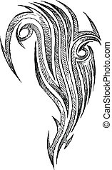 Sketch Doodle Tattoo