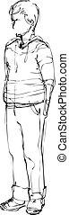Sketch Guy