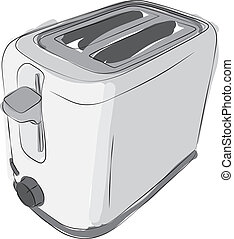 Sketched Toaster