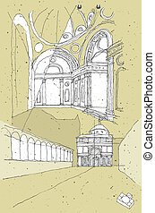 Sketching Historical Architecture in Italy: Florence,...