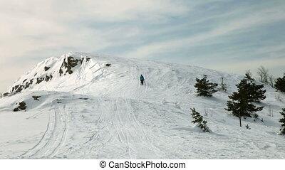 ski, alpinisme