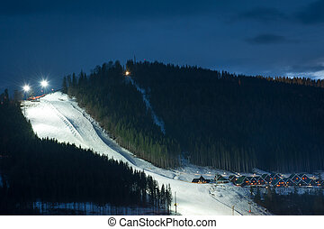 Bukovel ski resort