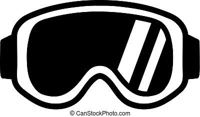 Ski Sport Goggles