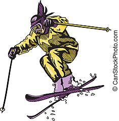Skiing & Snowboarding