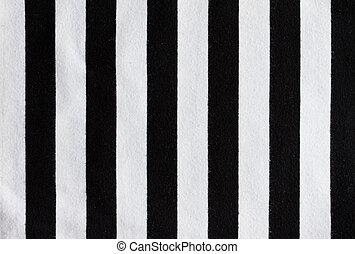 skiljedomare, stripes