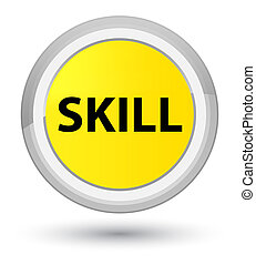 Skill prime yellow round button