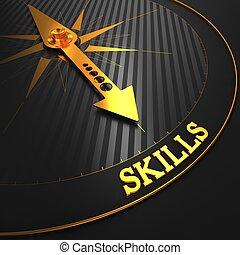 Skills on Golden Compass. - Skills - Golden Compass Needle ...