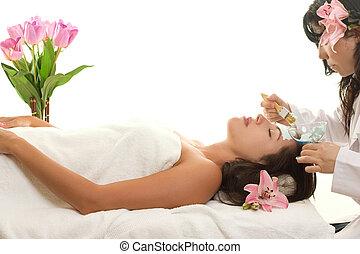 Skin Health - Estheticians provide medical care, skin...