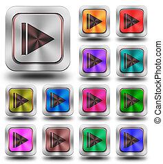 Skip aluminum glossy icons, crazy colors