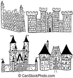 skizzen, hofburg
