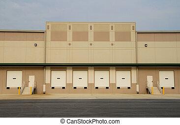 skladiště, obchodní