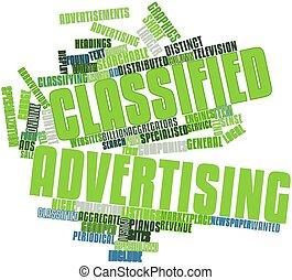 sklasyfikowany, reklama