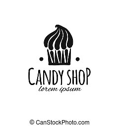 sklep, pojęcie, projektować, twój, cukierek