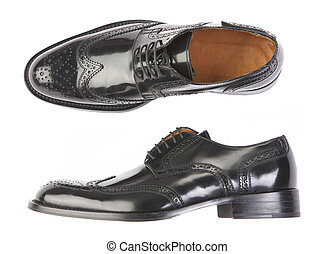 sko, mannens