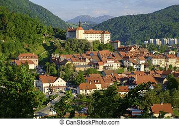 skofja loka - Skofja Loka is a town at the confluence of the...