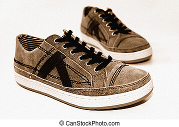 skor, komfortabel
