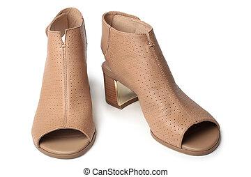 skor, kvinnor