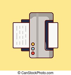skrivare