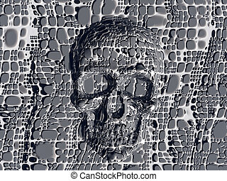 skull., εμπόδισα
