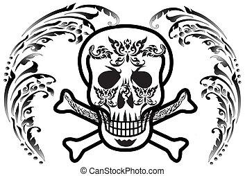 skull-dead-bone-idea
