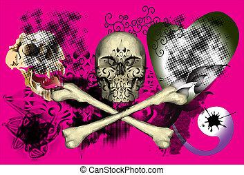skull-dead-line-thai