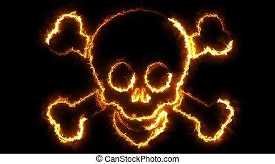 Skull Loop