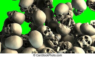 Skull transition