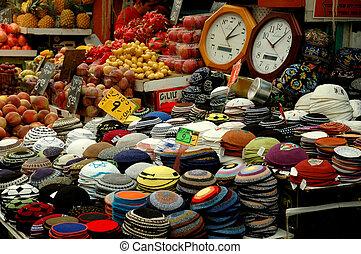Skullcaps in the market