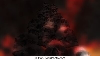 Skulls Animation