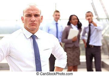 skupina k povolání národ, s, obchodník, úvodník