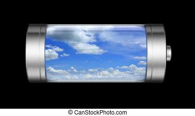 Sky battery