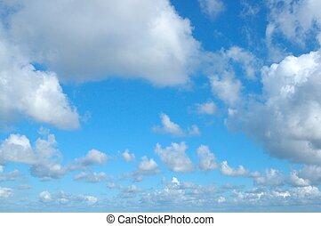 Sky - Blue sky