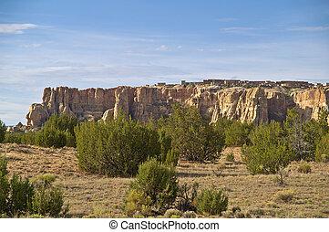 Sky City - The Acoma Pueblo in New Mexico - Sky City - The...