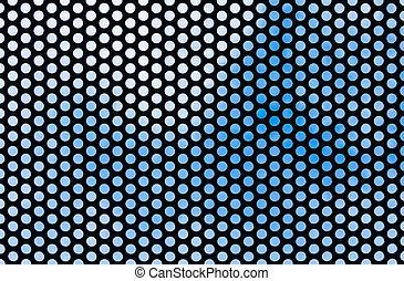 Sky Dots Texture