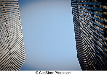 Sky from New York City