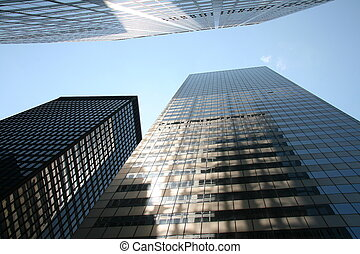Sky high - New York