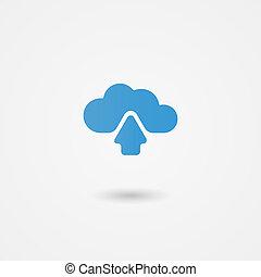 sky, ikon, computing