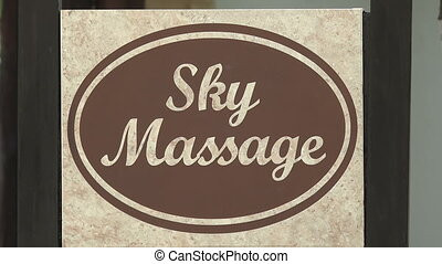 Sky Massage Building - Zoom Out