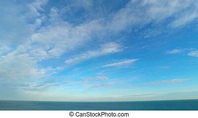 Sky over the Sea.