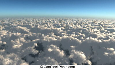 sky panning