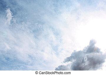 sky, paradis