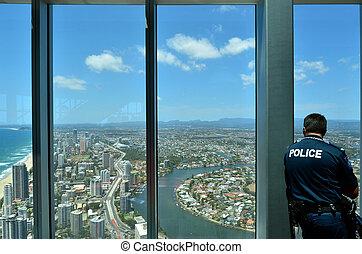 Sky Point Observation Deck