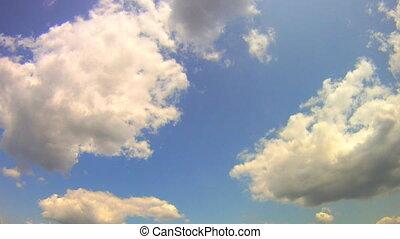 sky time lapse