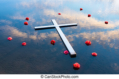 Sky Waters Cross