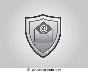skydda, email