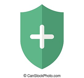 skydda, ikon
