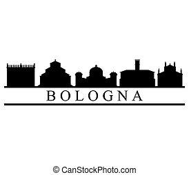 skyline bologna