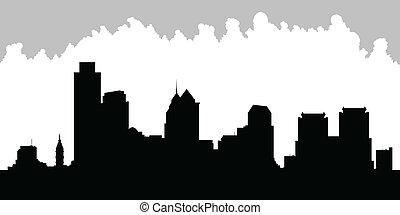 Skyline, Filadélfia